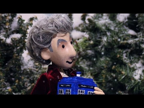 Doctor Puppet The 12 Doctors of Christmas