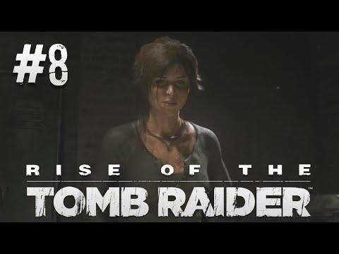 [GEJMR] Rise of the Tomb Raider - EP 8 - Nečekaný Zvrat