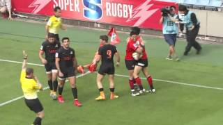 Sunwolves v Jaguares Rd.9 2010 | Super Rugby Video Highlights