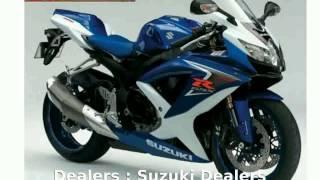 7. 2008 Suzuki GSX-R 600 - Info and Specification