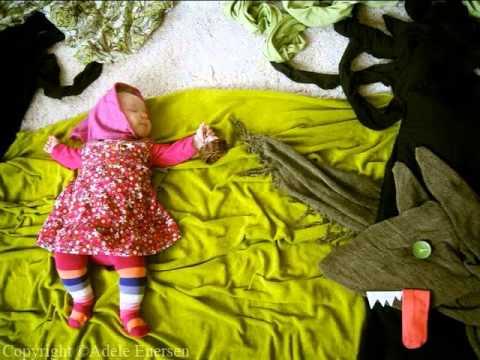 Mentre La Figlia Dorme, Una Madre Crea Qualcosa Di Spettacolare