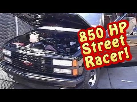 850 HP 632 BBC Warrior Chevy Truck from ...