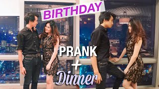 Video DOI NGAMBEK BIRTHDAY PRANK  BATAL DINNER MP3, 3GP, MP4, WEBM, AVI, FLV Agustus 2018