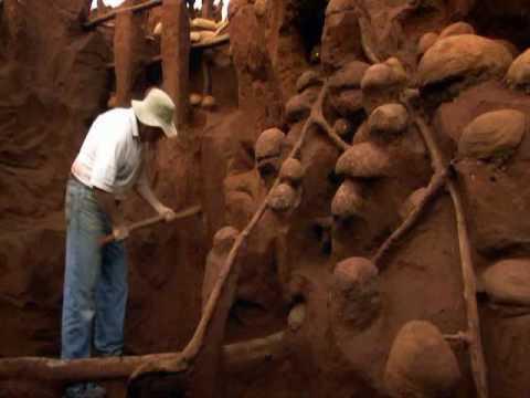 世界上最大的螞蟻窩!