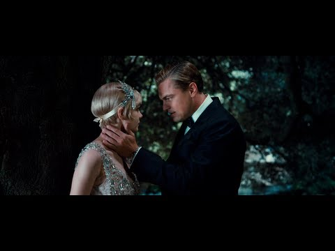 New The Great Gatsby Trailer