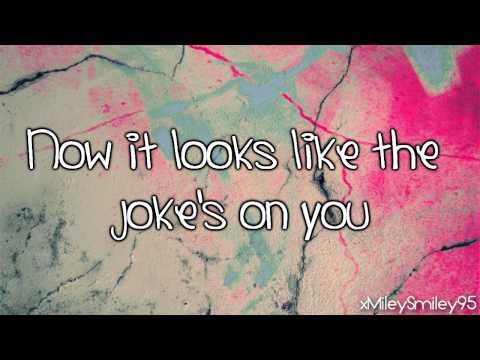 Lemonade Mouth - She's So Gone (with lyrics)