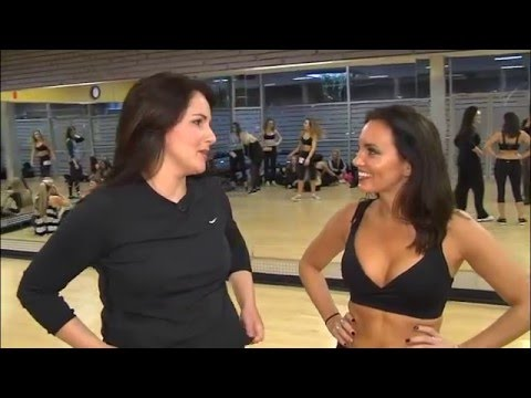 CFL Hamilton Ticats Cheer Team: Try-outs