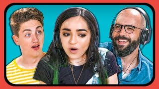 Video YouTubers React To Top 10 Most Liked YouTube Videos Of All Time (Non Music Videos) MP3, 3GP, MP4, WEBM, AVI, FLV Juli 2019