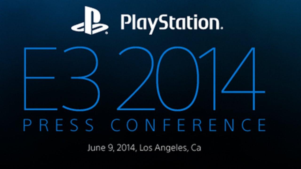 [E3 2014] Sony Press Conference
