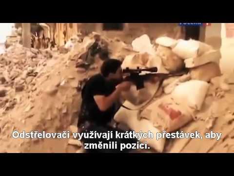 Bitva o Sýrii - Pohled z první linie