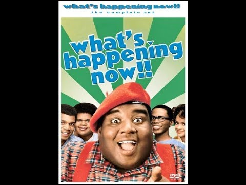 What's Happening Now!! - The Complete HD Studio Series DVD Set - PROMO