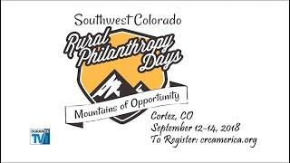 Rural Philanthropy Days Brings Millions to SWCO