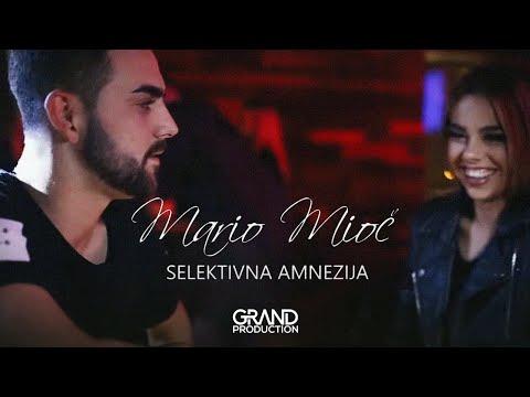 Mario Mioč - Selektivna Amnezija - (Official Video 2018)