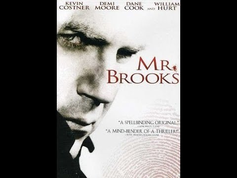 Opening To Mr. Brooks 2007 DVD