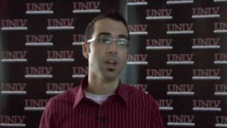 Why UNLV Matters to Me - Daniel