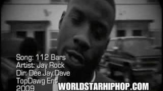 Jay Rock - 112 Bars (Goes In On 2 Pac Beat)