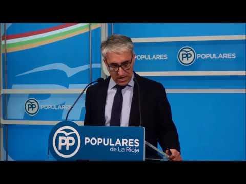Jesús Ángel Garrido anuncia una iniciativa parlamentaria