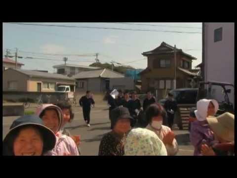 校歌の卒業式 「〜キボウノトビラ〜」 越賀中学校2014、予告映像
