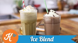 Resep Chocolate Ice Blend (Chocolate Frappucino Recipe Video) | YUDA BUSTARA