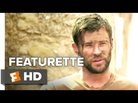 12 Strong Featurette - Chris Hemsworth (2018) | Movieclips Coming Soon