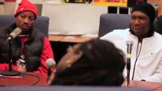 KRS-ONE & Planet Asia 90.7 Interview at Fresno State Part 6 + Behind The Scenes
