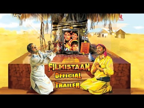filmistan - In Mumbai, affable Bollywood buff and wannabe actor Sunny, who works as an assistant director, fantasizes on becoming a star. However, at every audition he i...