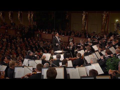 Η πρωτοχρονιάτικη συναυλία της Φιλαρμονικής της Βιέννης…