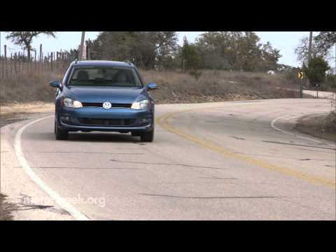 MotorWeek | Quick Spin: 2015 Volkswagen Golf SportWagen