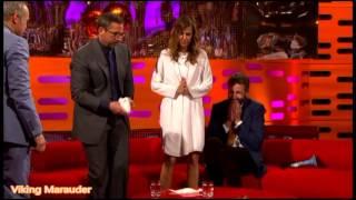 The Graham Norton Show - S13E12 - Steve Carell, Kristen Wiig & Chris O'Dowd - 21st June 2013