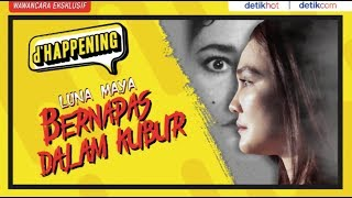 Video Wawancara Eksklusif Luna Maya: Bernapas dalam Kubur! MP3, 3GP, MP4, WEBM, AVI, FLV November 2018
