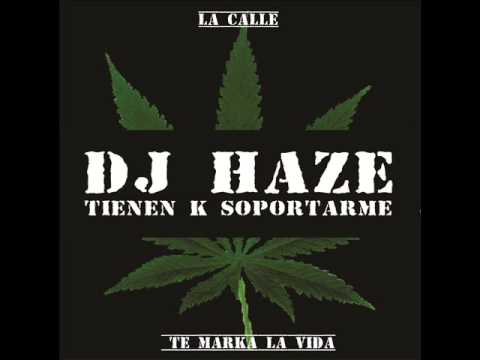 DJ HAZE - ZONA GANJAH ►MIX ORIGINAL◄