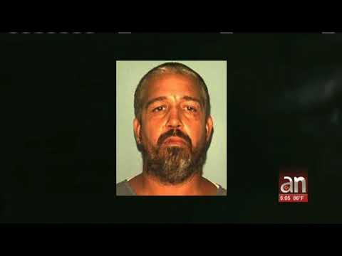 Identifican  al ex convicto que se enfrentó a la policía de Miami con un AK-47