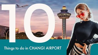 Video 10 Things to Do In Changi Airport | Kryz Uy MP3, 3GP, MP4, WEBM, AVI, FLV November 2018