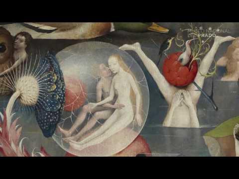 Obra comentada: El jardín de las delicias, El Bosco (h. 1490-1500)