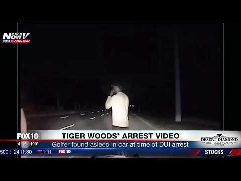 BREAKING: Tiger Woods Arrest V …
