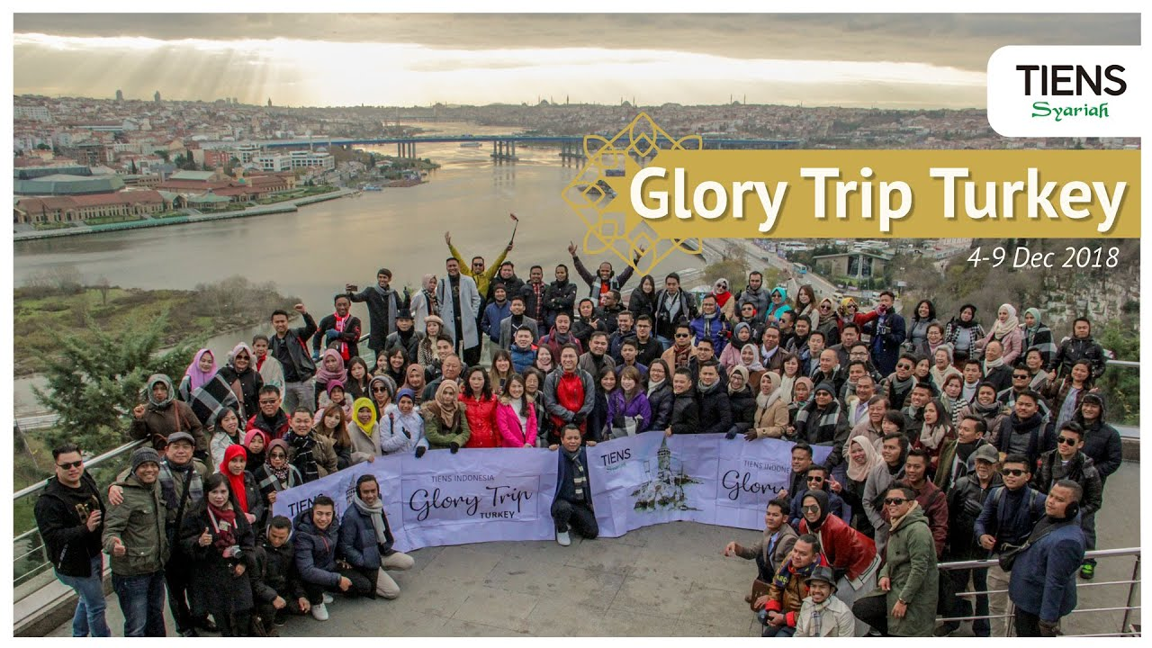 TIENS Glory Trip Turkey