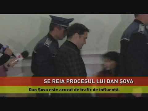 Dosarul de corupție al lui Dan Șova, rejudecat