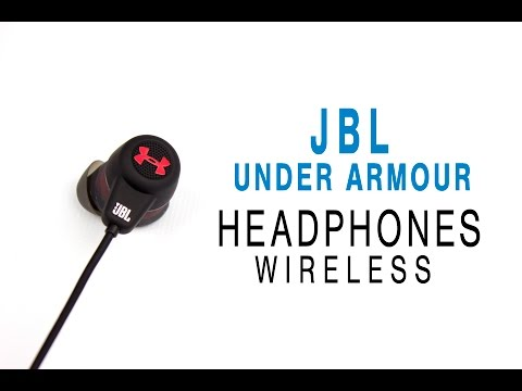 JBL Under Armor (UA) Headphones Wireless Review