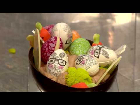 The GastroKids get ready for Easter