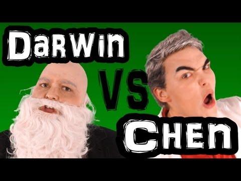 Professeur Chen VS Charles Darwin - la Joute Verbale Dans Ta Face
