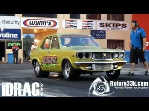drag - Arrancada de v8 de 6cc turbo.