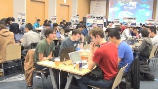 国内最大のハッカー大会 外国チームが1、2、3位を独占・・・