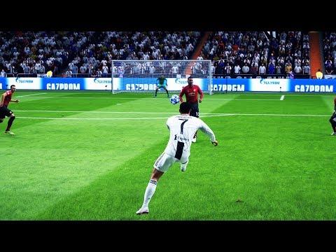 FIFA 94到19 遠射進化史