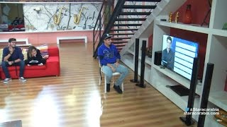 star academy arabia اهاب اميرفي جلسة السوشيال ميديا نايت في ستار اكاديمي 11
