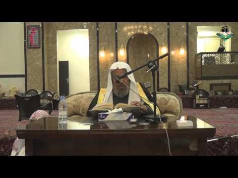 شرح كتاب الجهاد من (عمدة الفقه لابن قدامة) محافظة حوطة بني تميم  الدرس  الثاني مغرب الخميس 9 /5 / 1437هـ
