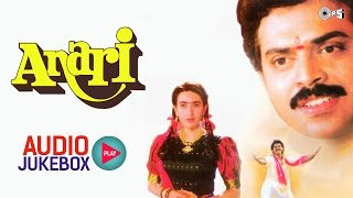 Video Anari Audio Songs Jukebox - Full Album Songs | Karisma Kapoor, Venkatesh, Anand Milind download in MP3, 3GP, MP4, WEBM, AVI, FLV January 2017