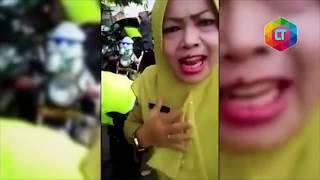 Video The Power Of Emak Emak Keluar Saat Di Tilang Polisi MP3, 3GP, MP4, WEBM, AVI, FLV Februari 2019