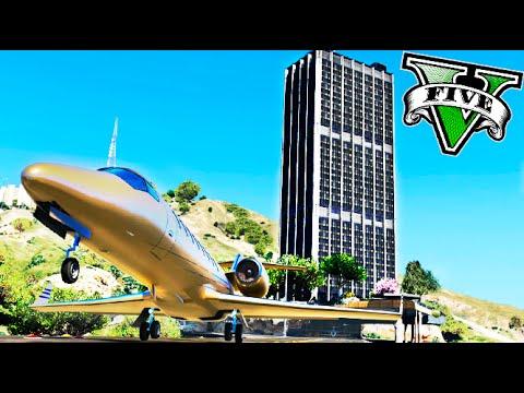 NUEVO EDIFICIO EN GTA !! EL EDIFICIO MAS CARO Y LUJOSO DE LOS SANTOS !! GTA 5 MODS PC Makiman (видео)
