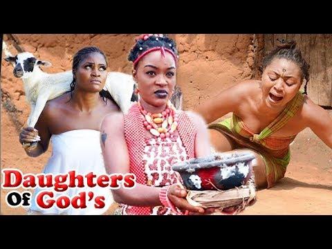 Daughters Of God's Part 1 - Regina Daniels Epic Nollywood Movies