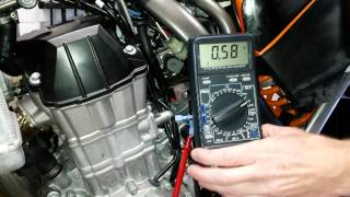 6. KTM Throttle Position Sensor (TPS) Adjustment Made Easy - Special Tool